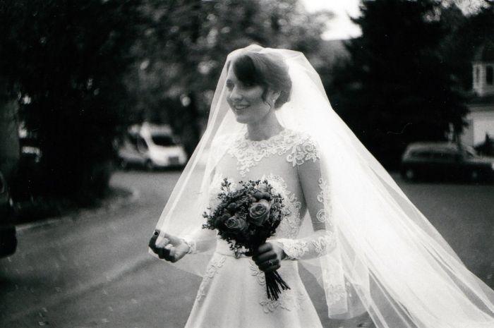 Svatební fotky z Panenského Týnce