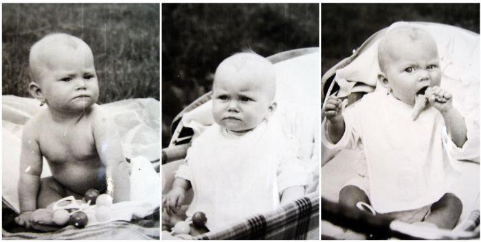Dětská fotka Terez