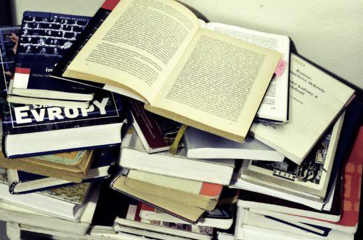 Knihy do školy