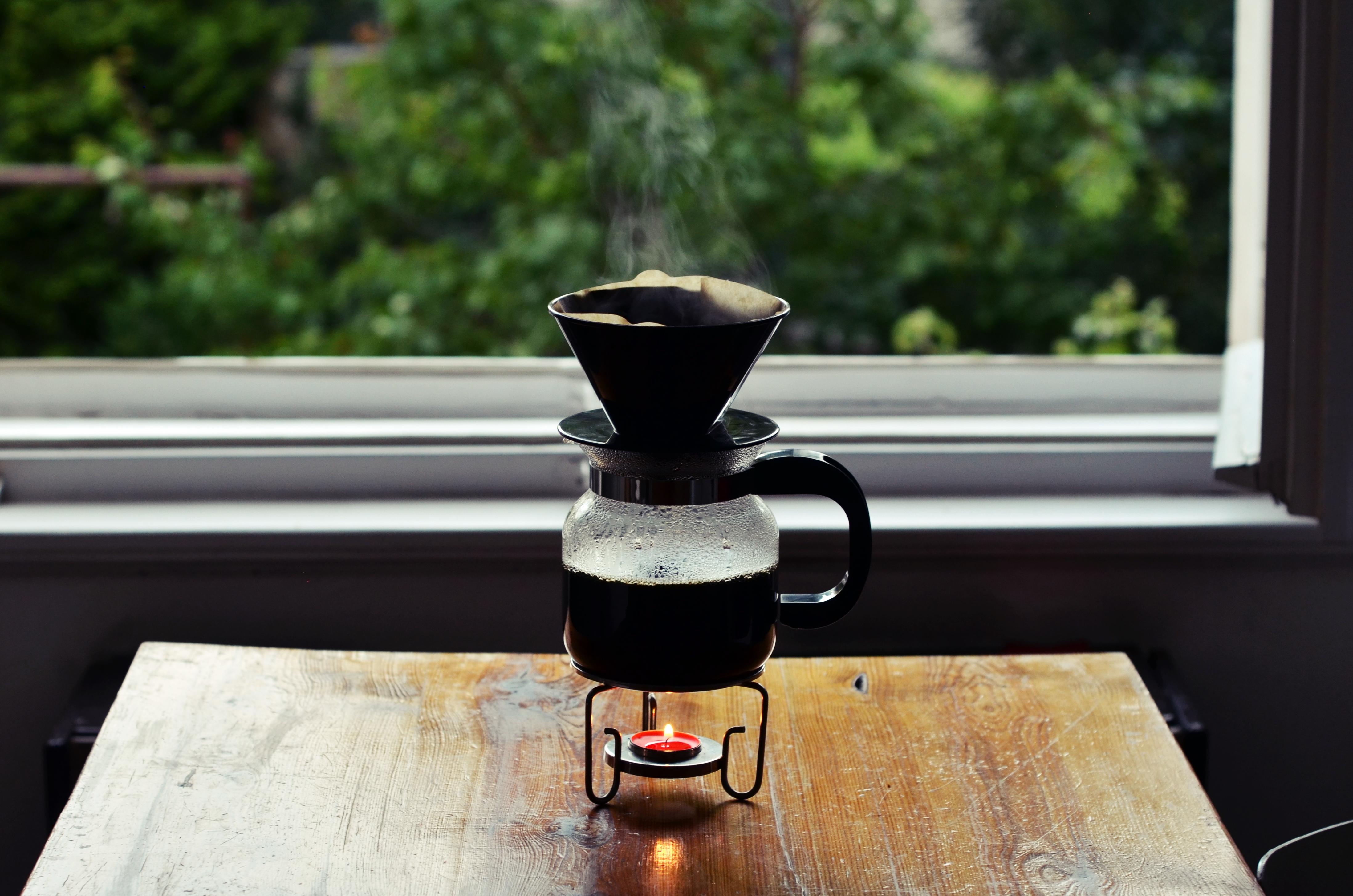 Kávové vzpomínky